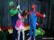 Super Mario Bros Porno