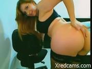 Professora Fazendo Strip na Webcam