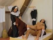 Orgia Deliciosa no Convento