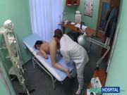 Safada Metendo com Médico no Hospital