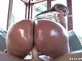 Sexo Porno com Colombiana Rabuda