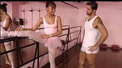 Professor comendo a bailarina novinha