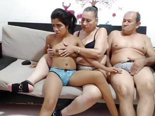 Porno incesto em família